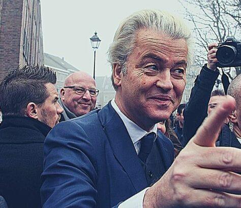 Geert Wilders Europa