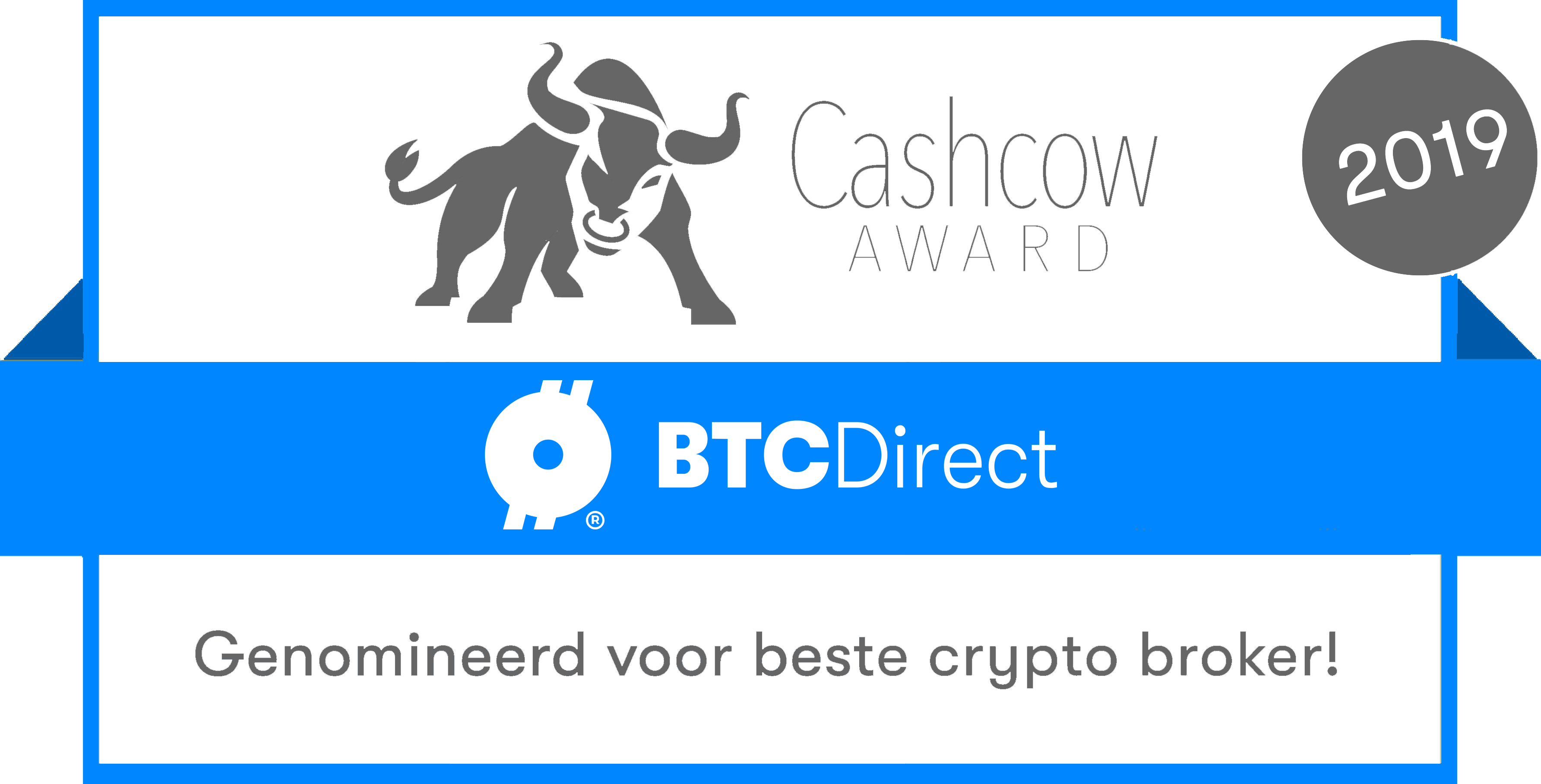 CashCow Award BTC Direct