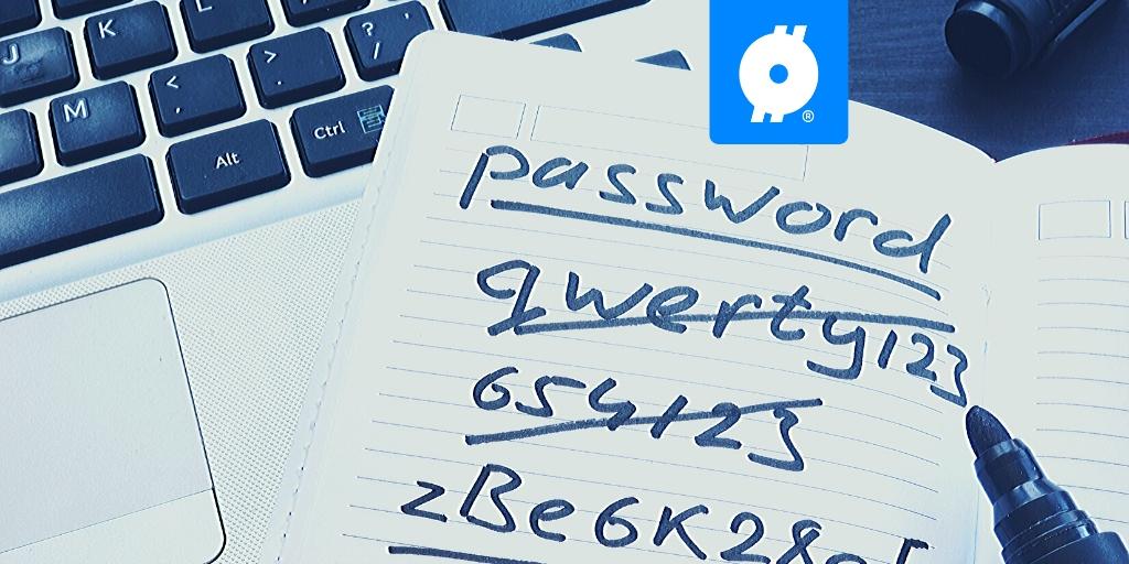 verander wachtwoord