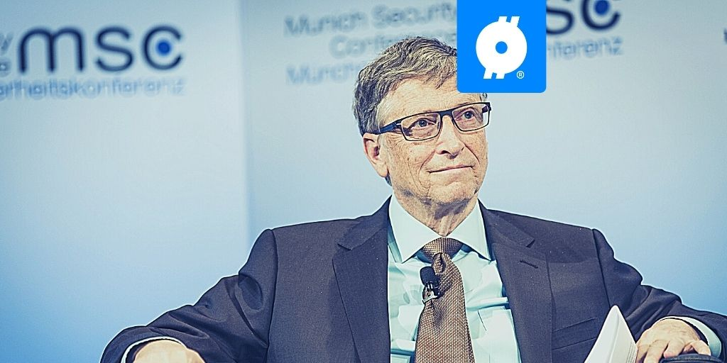 Bill Gates verandert mening over Bitcoin (een beetje) - BTC Nieuws
